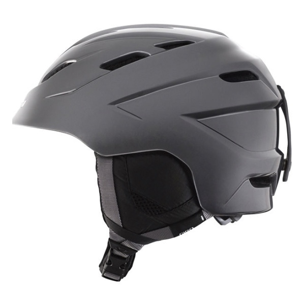 Фото - Горнолыжный шлем Giro Giro Nine.10 темно-серый S(52/55.5CM) шлем горнолыжный giro nine 7093766 серый размер xl 62 65