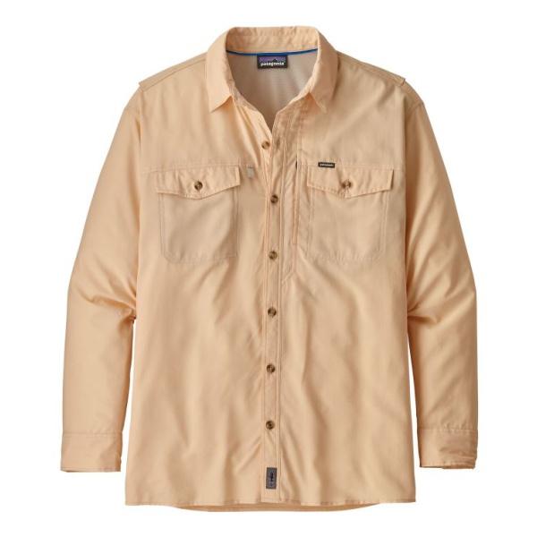 Рубашка Patagonia Patagonia L/S Sol Patrol II Shirt цена и фото