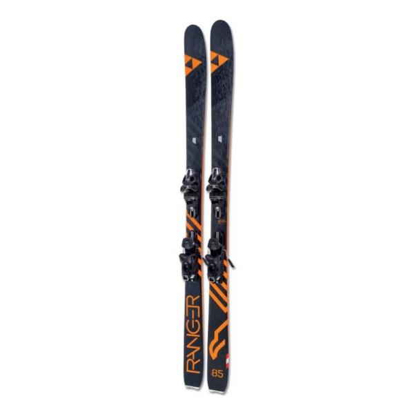 Купить Горные лыжи Fischer Ranger 85 + MBS 11