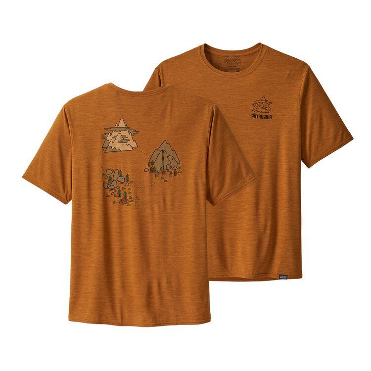 Футболка Patagonia Capilene Cool Daily Graphic Shirt