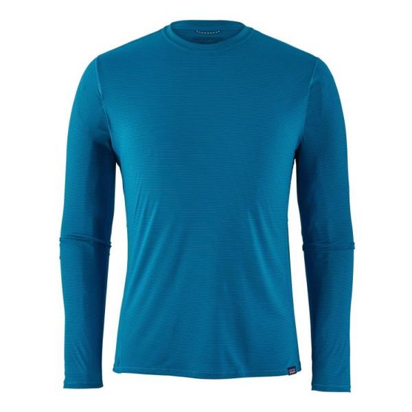 Футболка Patagonia Patagonia Long-Sleeved Capilene® Cool Lightweight Shirt футболка patagonia patagonia capilene midweight crew женская