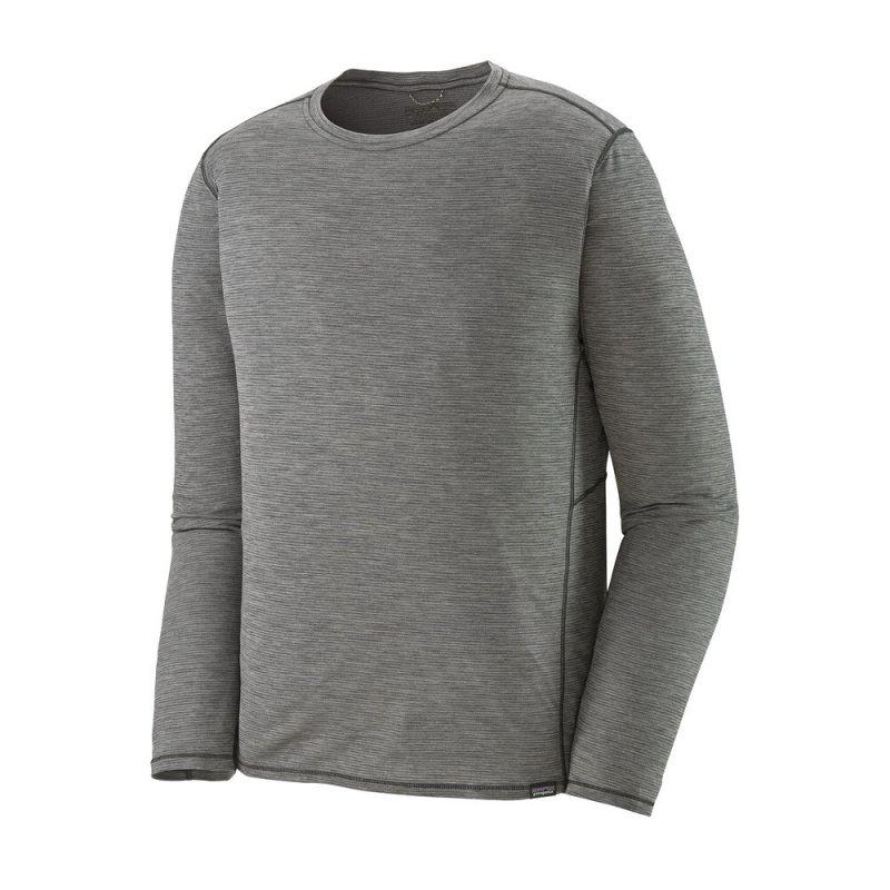 Купить Футболка Patagonia Long-Sleeved Capilene® Cool Lightweight