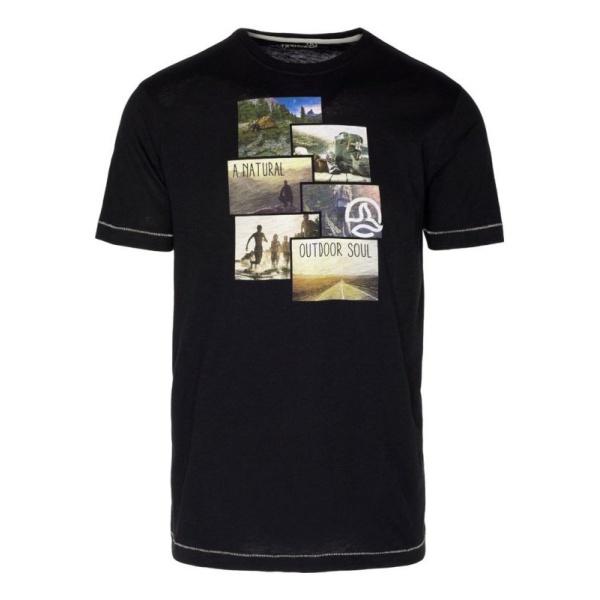Футболка TERNUA Ternua Camiseta Windgap Альпиндустрия 30 светоотражающий браслет альпиндустрия альпиндустрия 30