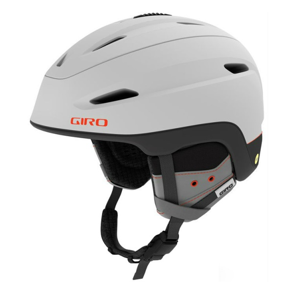 Горнолыжный шлем Giro Giro Zone Mips светло-серый L(59/62.5CM) велошлем giro advantage триатлон l 59 63см бело серый gi7055075