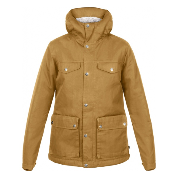 Куртка FjallRaven FjallRaven Greenland Winter Jacket женская куртка fjallraven fjallraven high coast wind anorak женская