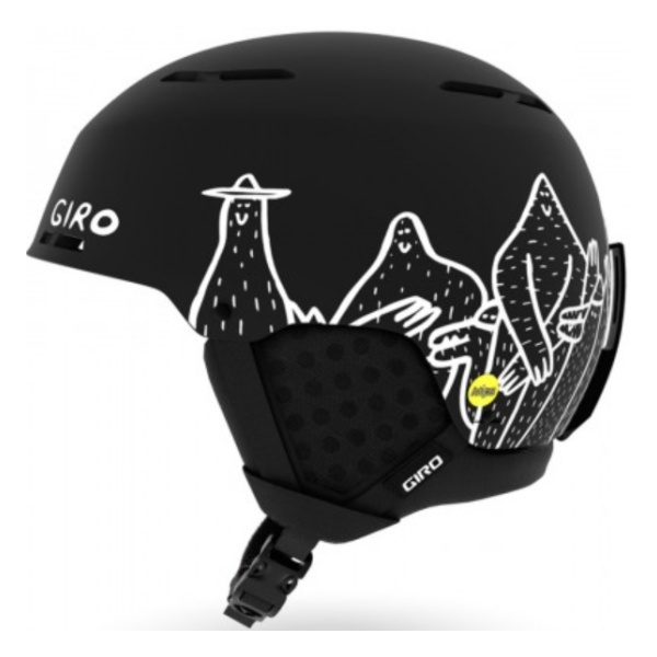 цены Горнолыжный шлем Giro Giro Emerge Mips черный L(59/62.5CM)