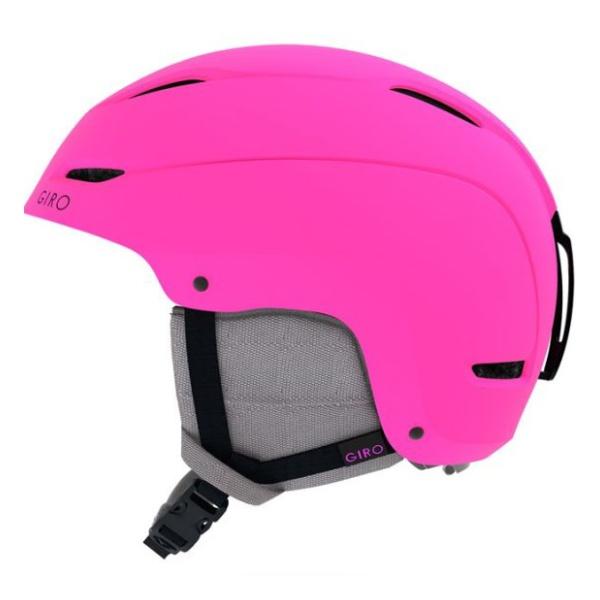 где купить Горнолыжный шлем Giro Giro Ceva женский темно-розовый S(52/55.5CM) дешево