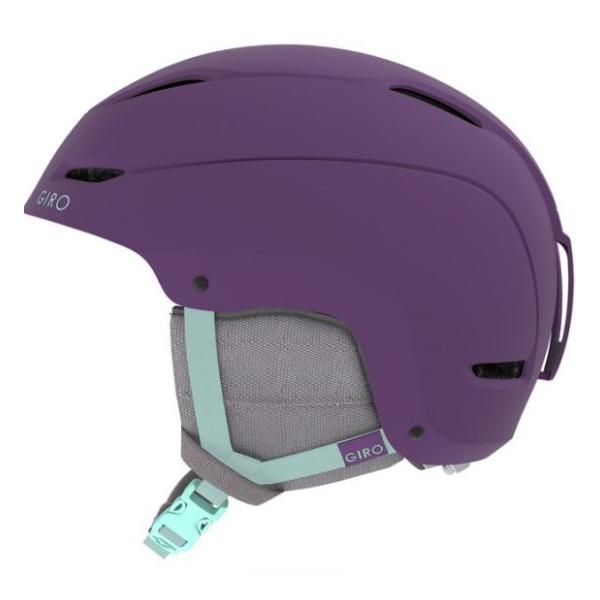 Горнолыжный шлем Giro Giro Ceva женский фиолетовый M(55.5/59CM) горнолыжный шлем giro giro bevel белый m 55 5 59cm