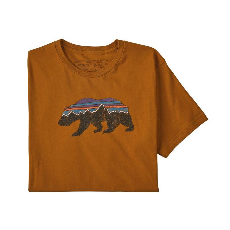 Футболка Patagonia Fitz Roy Bear Organic T-Shirt