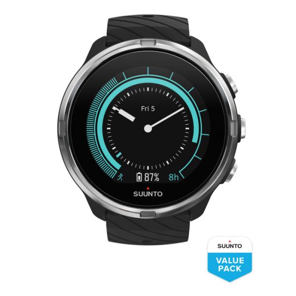 Купить Часы Suunto 9 G1 Black