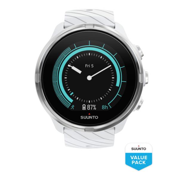 Купить Часы Suunto 9 G1 White