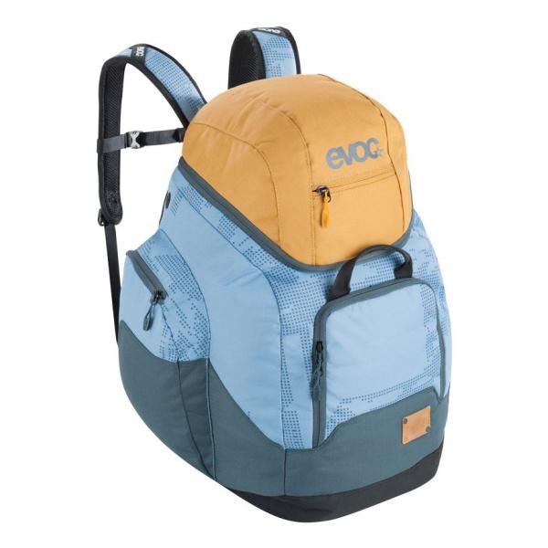 Рюкзак для ботинок EVOC Evoc Boot Helmet Backpack разноцветный 60л кошелек для документов evoc evoc travel case разноцветный one 24x14x1 5cm
