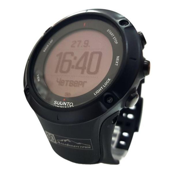 Часы Suunto Suunto Ambit 3 Peak HR Альпиндустрия 30 черный часы спортивные suunto spartan sport wrist hr all black цвет черный