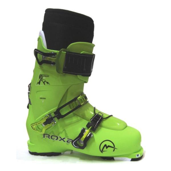 Горнолыжные ботинки Roxa R3 130 TI IR - Alpine Wrap Liner