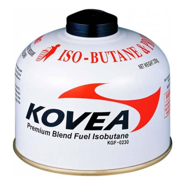 Газовый баллон Kovea Kovea 230 (изобутан/пропан) газовый баллон camping world outdoor gas 1