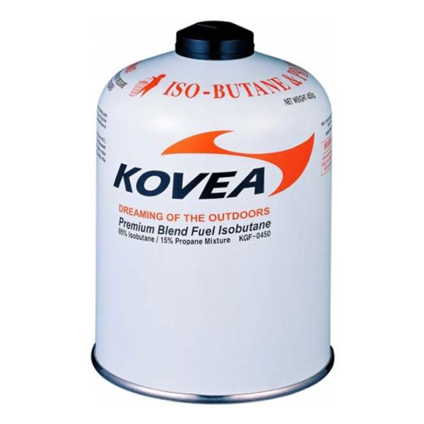 Газовый баллон Kovea Kovea 450 (изобутан/пропан) газовый баллон camping world outdoor gas 1