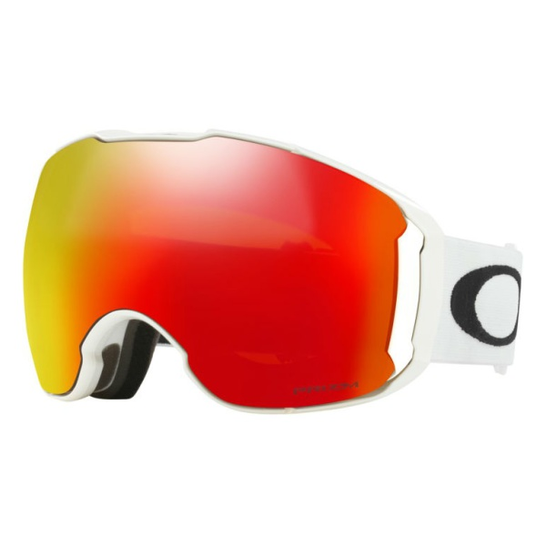 Горнолыжная маска Oakley Oakley Airbrake XL oakley airbrake mx herlings signature series goggles orange frame fire iridium lens
