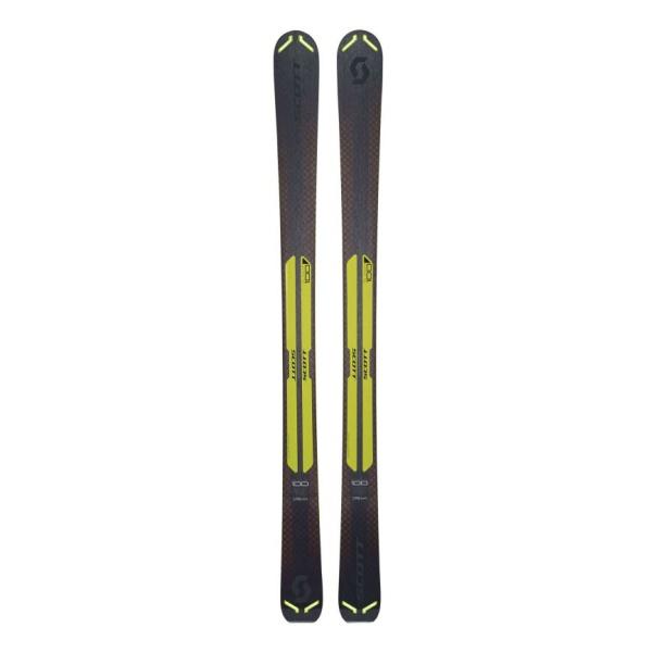 Купить Горные лыжи Scott Slight 100
