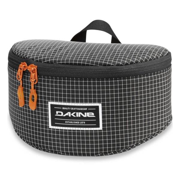 Чехол для маски DAKINE Dakine DK Goggle Stash темно-серый сумка для ботинок dakine boot bag dk 12 темно синий 30л
