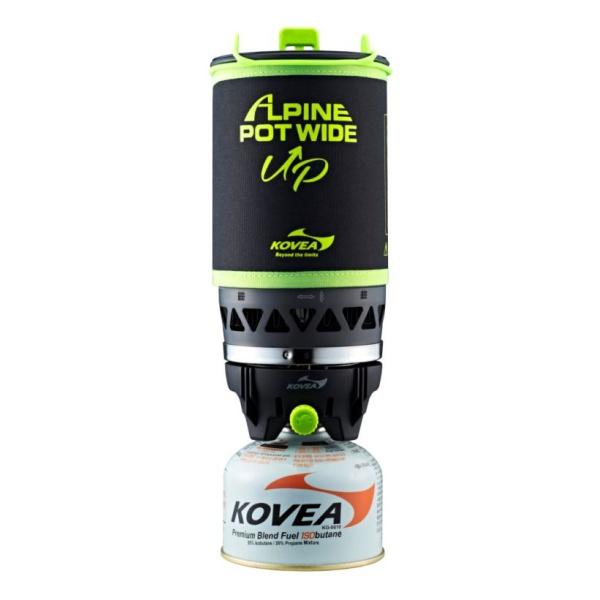 Горелка газовая Kovea Kovea Alpine Pot Wide 1.5л