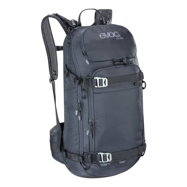 Рюкзак EVOC Evoc FR Pro черный M/L рюкзак evoc evoc fr pro темно голубой m l