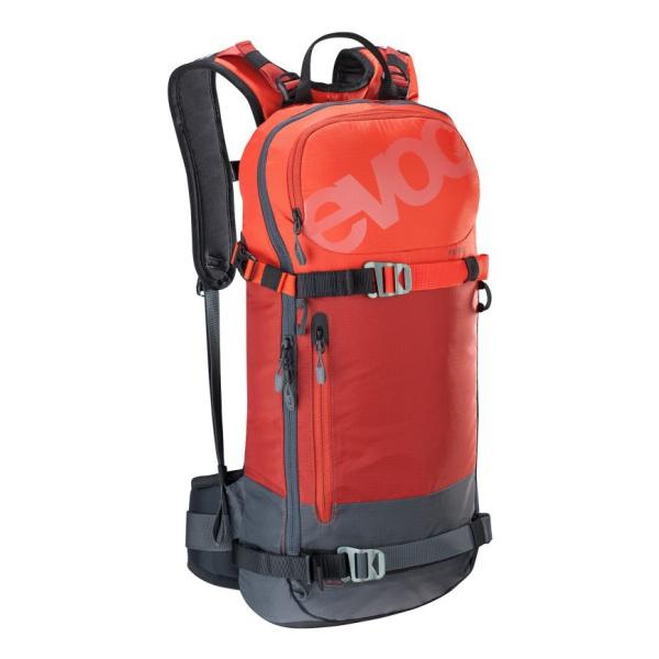 Рюкзак EVOC EVOC FR Day красный M/L рюкзак evoc evoc fr pro темно голубой m l