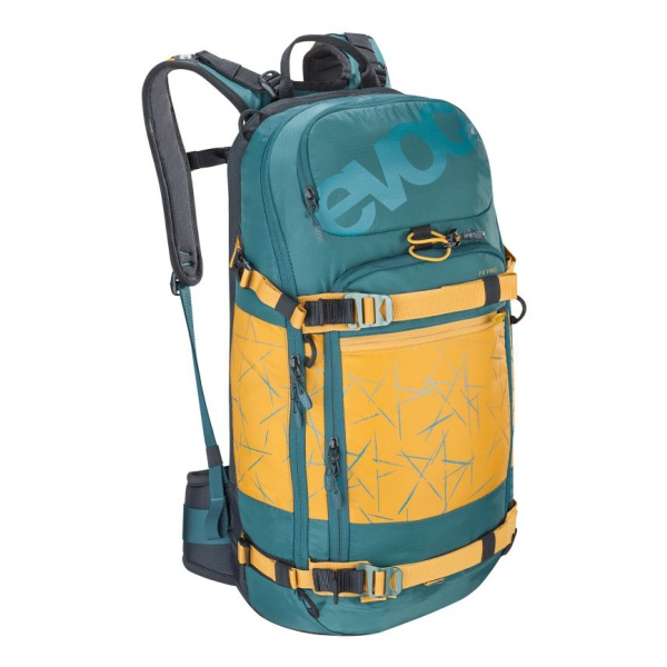 Рюкзак EVOC Evoc FR Pro темно-голубой M/L рюкзак evoc evoc fr pro темно голубой m l