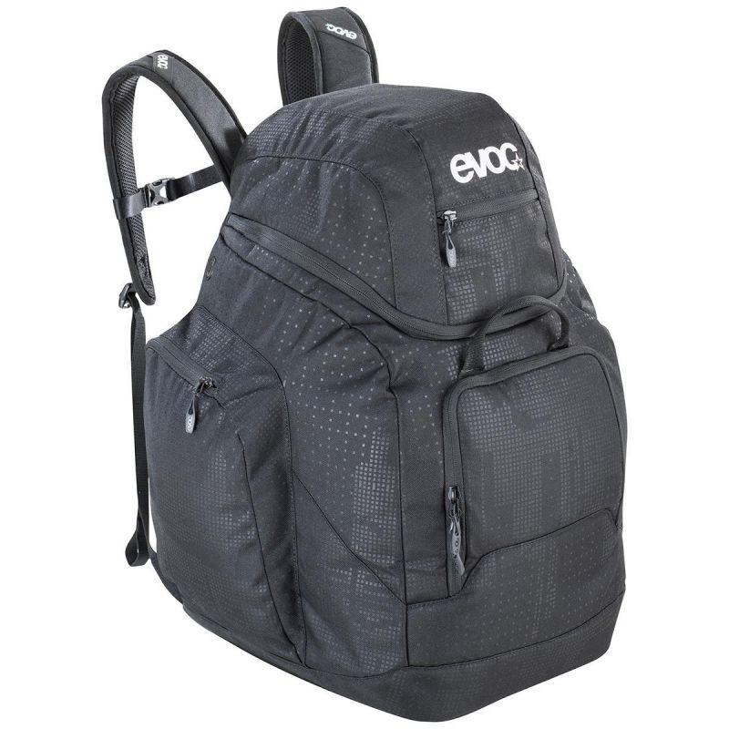 рюкзак для горнолыжных ботинок volkl race boot pack backpack 169505 синий 5 л Рюкзак для ботинок EVOC Evoc Boot Helmet черный ONE(35X35X56CM).60Л