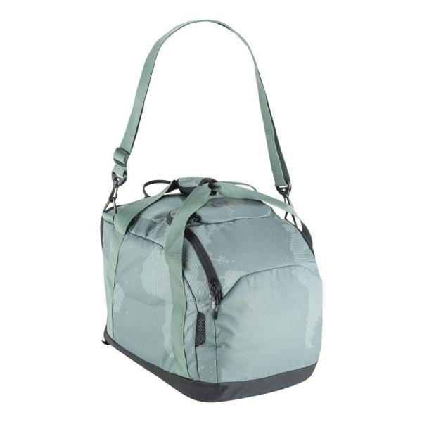 Чехол EVOC Evoc Boot Helmet Bag зеленый ONE(40X30X30CM)