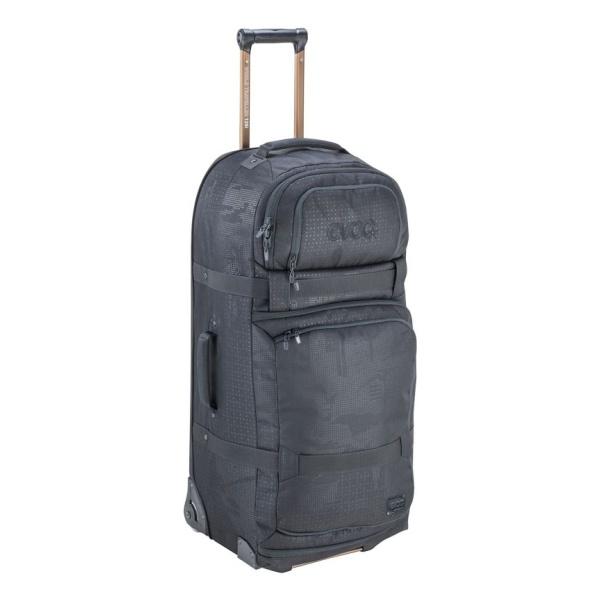 Сумка на колесах EVOC Evoc World Traveller черный 125л рюкзак evoc evoc park разноцветный 25л