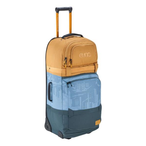 Сумка на колесах EVOC Evoc World Traveller разноцветный 125л рюкзак evoc evoc park разноцветный 25л