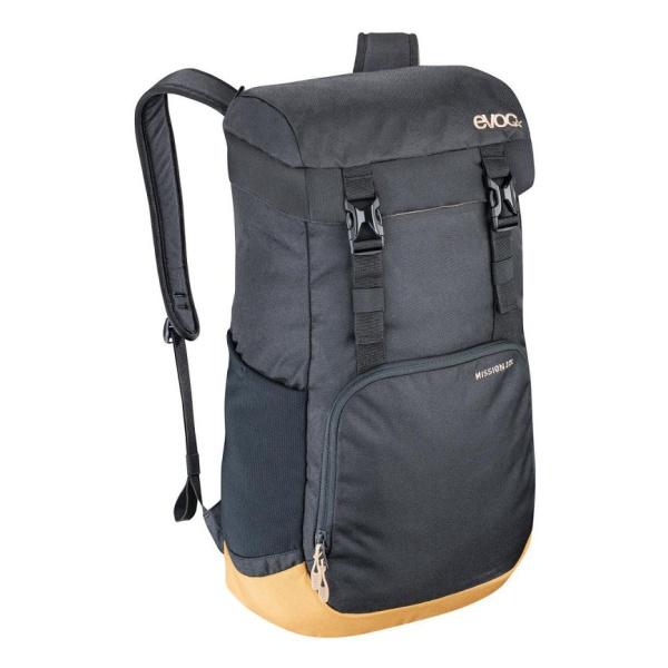 Рюкзак EVOC Evoc Mission черный 22л