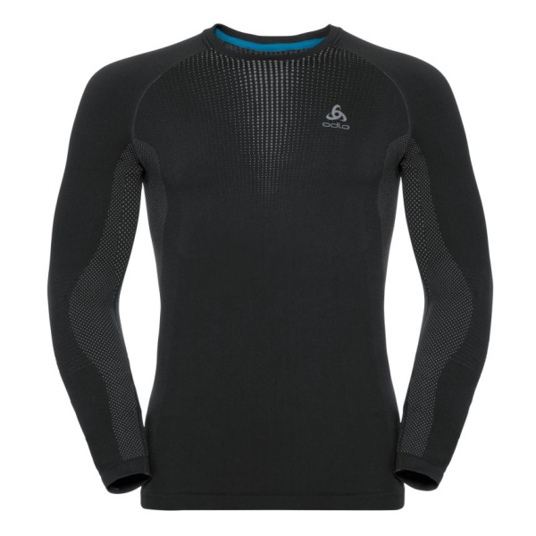 Футболка Odlo Odlo Top L/S Performance Warm M футболка odlo art 344891