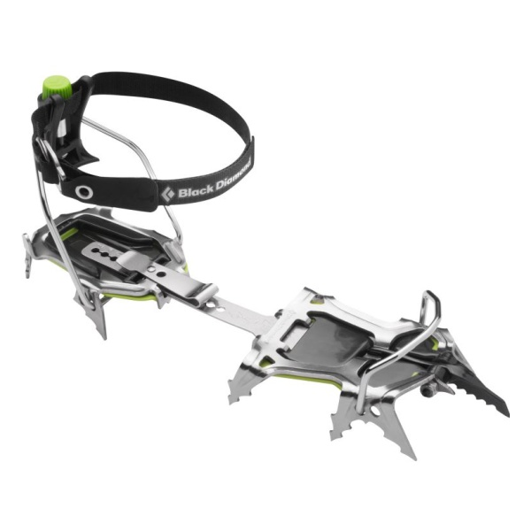 Кошки Black Diamond Black Diamond Stinger Crampons серый ONE