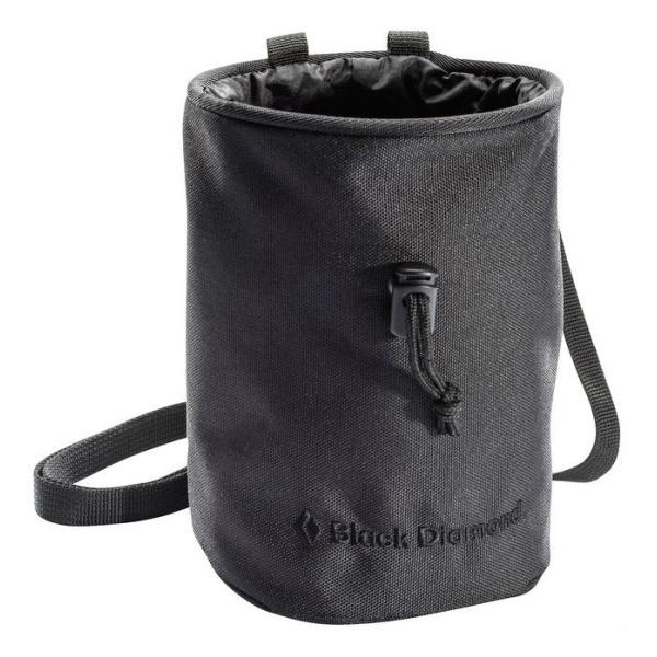 Мешочек для магнезии Black Diamond Black Diamond Mojo черный M/L