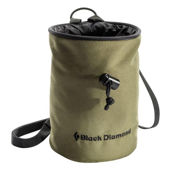 Мешочек для магнезии Black Diamond Black Diamond Mojo хаки M/L