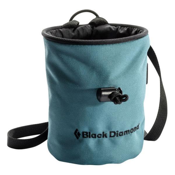 Мешочек для магнезии Black Diamond Black Diamond Mojo голубой S/M