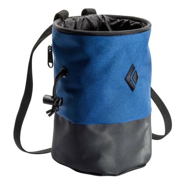 Мешочек для магнезии Black Diamond Black Diamond Mojo Zip темно-синий M/L