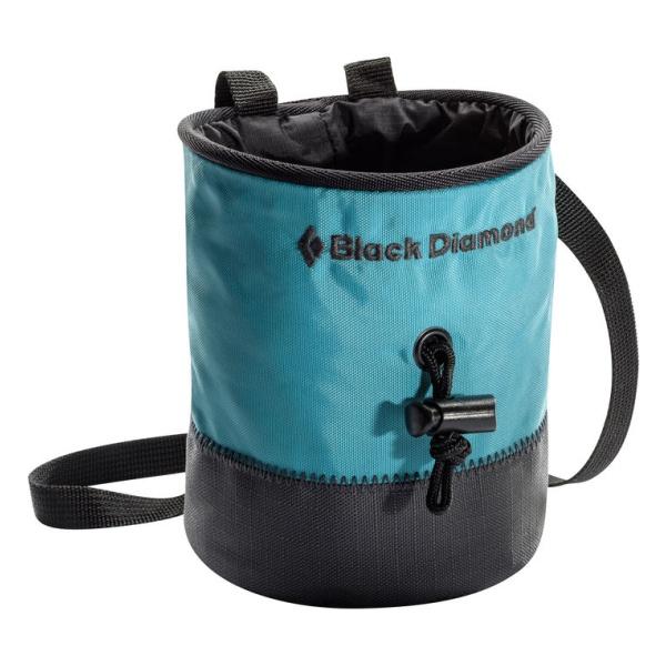 Мешочек для магнезии Black Diamond Black Diamond Mojo Repo синий S/M