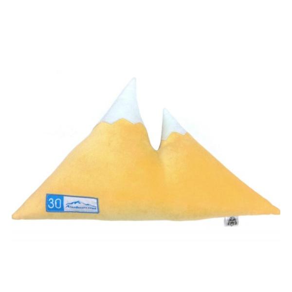 Горо - подушка Альпиндустрия АльпИндустрия 30 средняя желтый