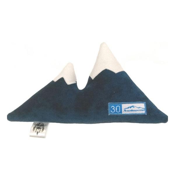 Горо - подушка Альпиндустрия АльпИндустрия 30 маленькая темно-синий