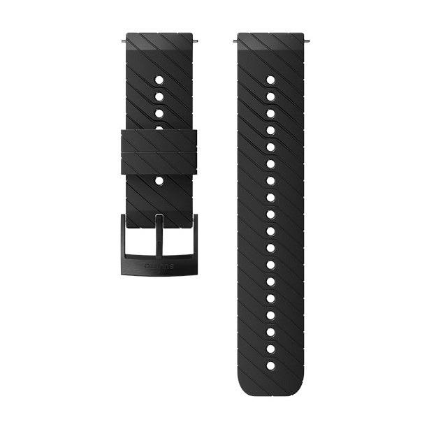 Фото - Ремень Suunto Suunto 9 G1 черный ремешок для спортивных часов suunto spartan sport wrist hr all black