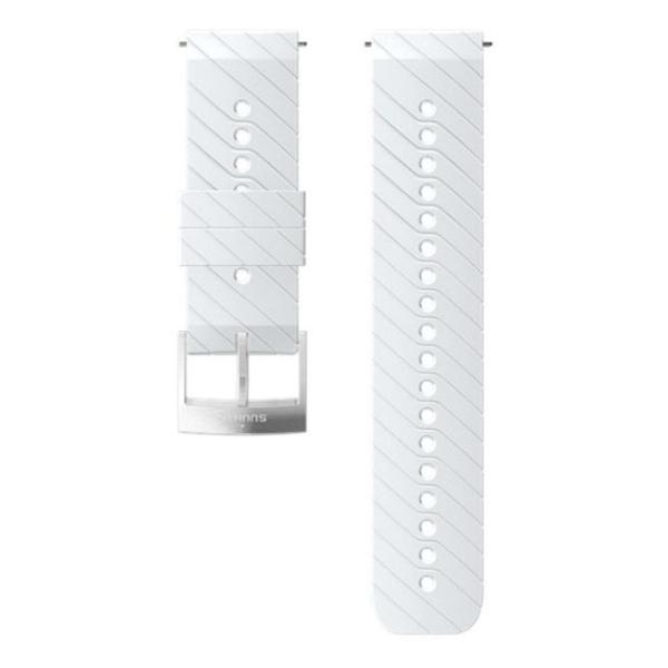 Фото - Ремень Suunto Suunto 9 G1 белый ремешок для спортивных часов suunto spartan sport wrist hr all black