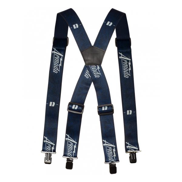 Подтяжки ARMADA Armada Guardsman Suspender темно-синий OS все цены