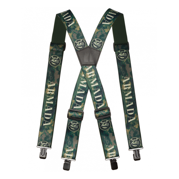 Подтяжки ARMADA Armada Guardsman Suspender зеленый OS