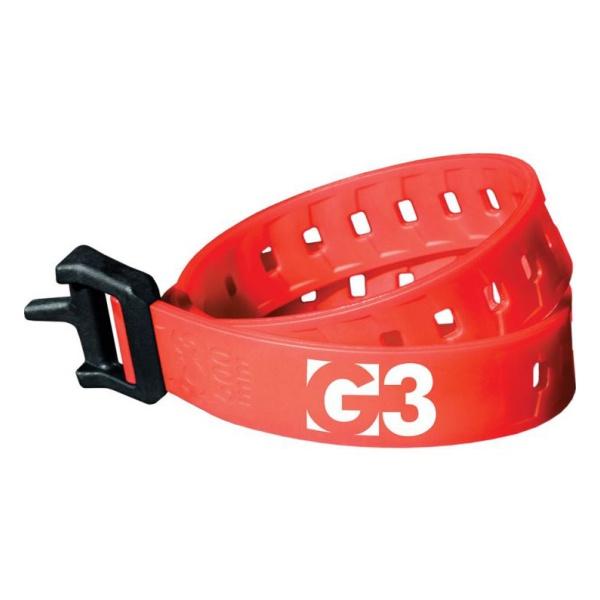 Ремешок лыжный G3 G3 Tension Strap 500 mm красный 500