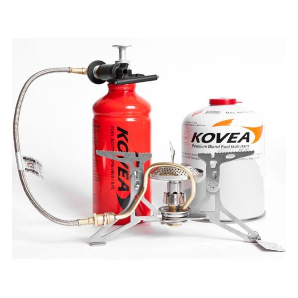 Горелка мультитопливная Kovea Kovea (газ-бензин) KB-N0810