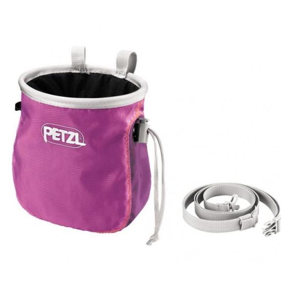 Мешочек для магнезии Petzl Koda фиолетовый