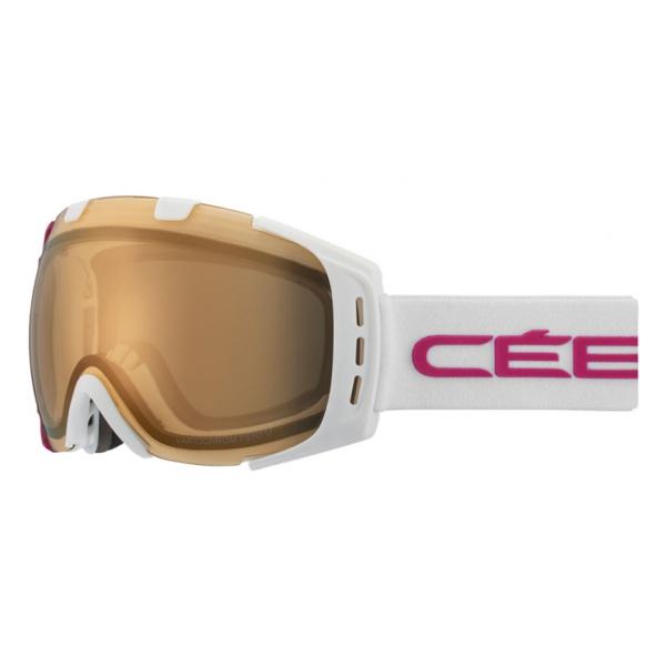 Горнолыжная маска Cebe Cebe Origins M белый M очки cebe cebe jorasses m фиолетовый m