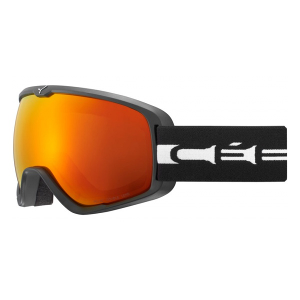 Горнолыжная маска Cebe Cebe Artic L черный L очки cebe cebe utopy черный l